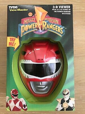TYCO Power Rangers View Master Viewmaster 3D Viewer RARE Brand New Sealed in Box