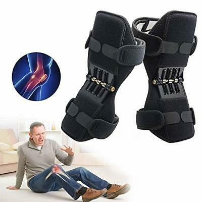 Power Knee Stabilizer Pads Powerful Rebound Spring Force Support Knee Pad 1PC