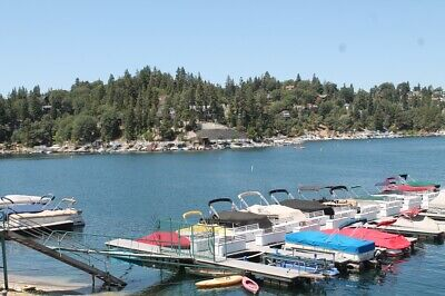Nice Cabin Lot, Lake Arrowhead Area, Residential Zoned, Near Homes, Look