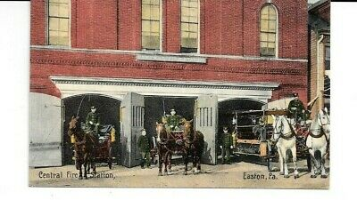 Central Fire Station, Easton, Pa.