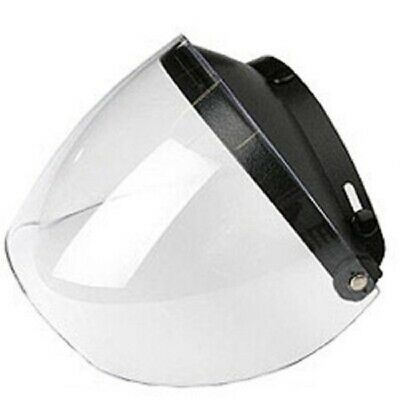 MXL Uncoated Flip-Up Face Shield C10 Clear 305-219