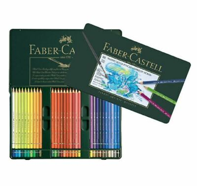 Faber Castell Albrecht Durer Artists' watercolour pencils tin 60 72 120 colors