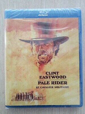 Blu Ray - pale rider - Clint Eastwood - neuf