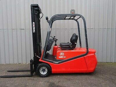 Bt Cbe2.0. Used Electric Forklift Truck. (#2507)