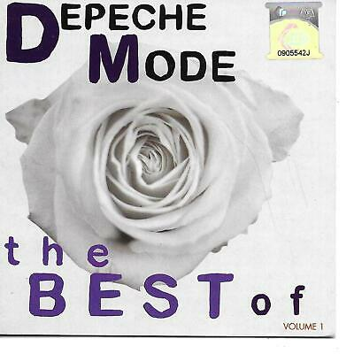 Depeche Mode The Best Of Volume 1 European CD Europe