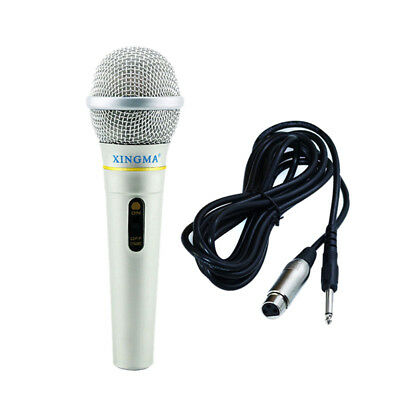 Dynamic Microphone Professionalwired Handheld Karaoke Studio For Singing Part FE