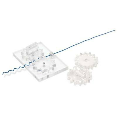 Wire Crinkler Tool - Shape and Bend Wire Into Perfect Crinkle Patterns