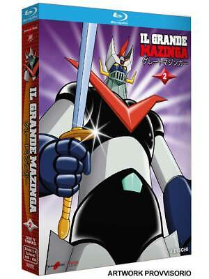 Il Grande Mazinga Vol. 2 (3 Blu-Ray) ANIME FACTORY