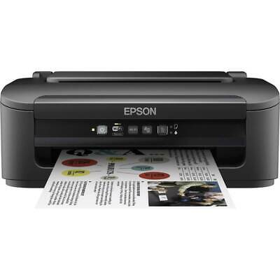 Imprimante Jet dencre Epson WorkForce WF-2010W A4 - Noire - WiFi