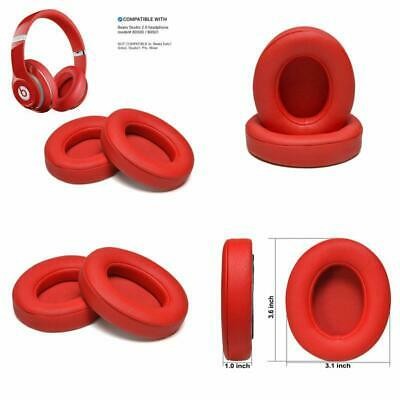 Replacement Earpads for Beats Studio 2.0 3.0 B0500 B0501 Wired/Wireless Headset