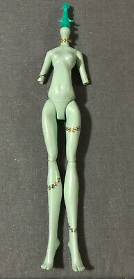 Mattel Monster High Dolls - Frankie Stein - Doll Parts - Body For OOAK, Repaint