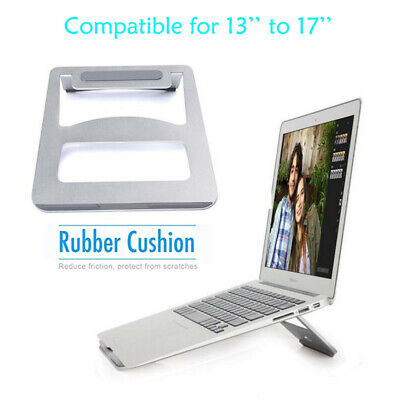 Portable Laptop Stand Adjustable Folding Invisible Computer Stand Holder E5P2