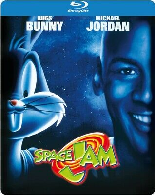 Space Jam Steelbook Blu-ray Extremely Limited Stock New Free Delivery