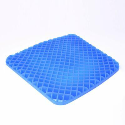 GENERAL ARMOR Gel Chair Seat Cushion Office Pad for Lower Back Pain Sciatica FIX