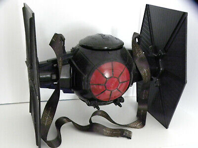 Disneyland Disney Parks Star Wars Tie Fighter Popcorn Bucket Unused THIS IS BIG!
