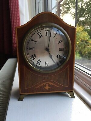 French Edwardian Period Style Mantle Clock