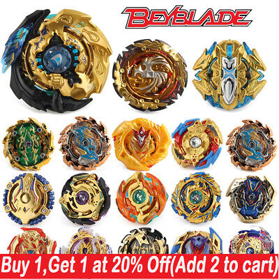 23Style Gold Series Beyblade Burst Strater Spinning Top Kid Battle Bey Blade Toy