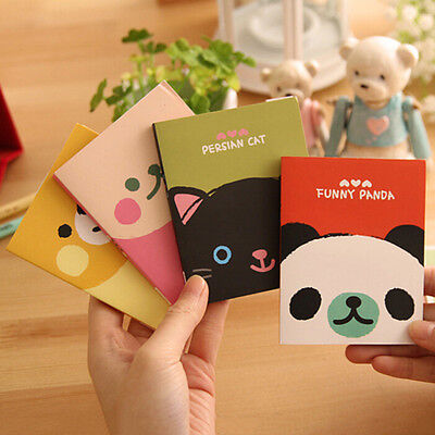 Animals Cute Sticker Bookmark Point It Marker Memo Flags Sticky No~GN