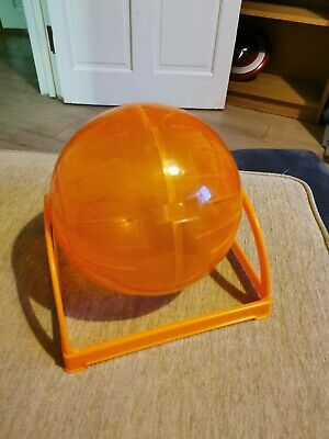 Hamster / Small Animal Exercise Ball On Stand