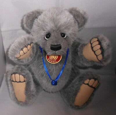 Charlie Bears PAUL ~ Designed by Christine Pike ~ 2010 Plush ~ RETIRED Rare VHTF