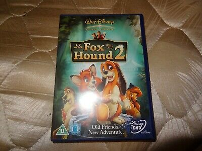 Disney The Fox and the Hound 2 DVD (2007)