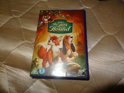 Disney The Fox and the Hound DVD