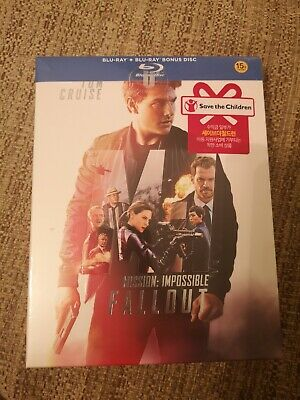 MISSION: IMPOSSIBLE - Fallout U`Mania Selective No.2 Blu-ray Steelbook. New