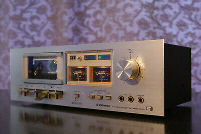 Pioneer CT-506 vintage cassette tapedeck - FULLY SERVICED  - 1 year warranty