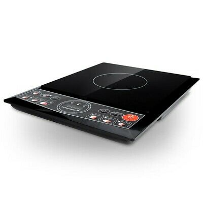 Electric Induction Cooktop Portable Kitchen Cooker Ceramic Cook Top