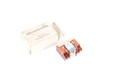 Mikrotasterschütz Switch Micro Switch GDR Robotron Boxed Protective