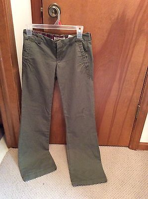 New With Tags Old Navy Pants Olive Green Size 0