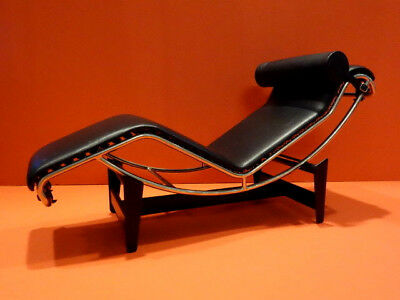 VITRA Design Museum LC4 Le Corbusier 1/6° Scale Miniature Design Masterpiece