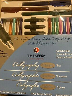 Sheaffer Classic Calligraphy Kit