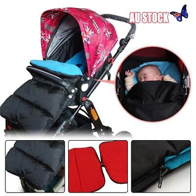 Newborn Baby Infant Universal Footmuff Cosy Toes Apron Liner Buggy Pram Stroller