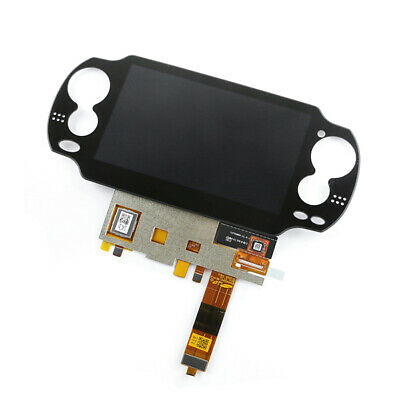 REAR BACK HOUSING Case Cover Touch Screen Panel for PS Vita