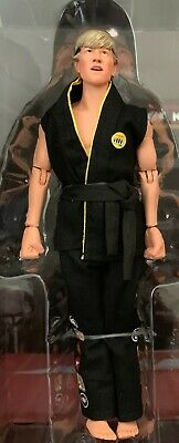 "JOHNNY (ALL VALLEY TOURNAMENT) Neca THE KARATE KID 8"" Inch Mego FIGURE (NO BOX)"