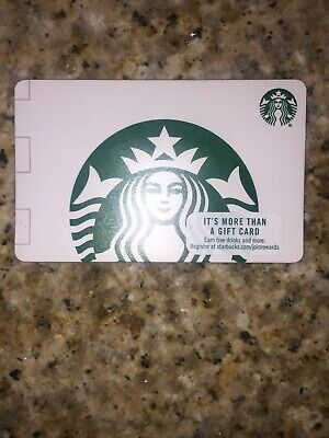 Starbucks $25 Gift/Rewards Card. Full $25 balance and reloadable/able to add $$$