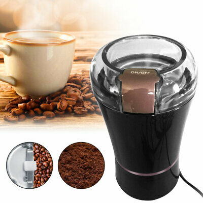 220V 400W Electric Coffee Mill Grinder Beans Spices Herb Nuts Grinding Machine