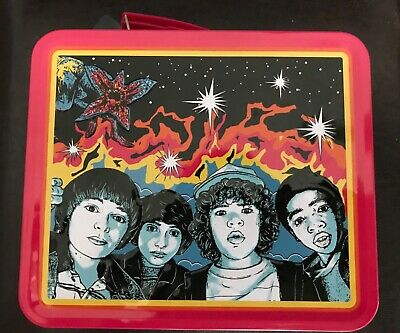 Loungefly Netflix Official Merchandise Stranger Things 3 Lunch Box