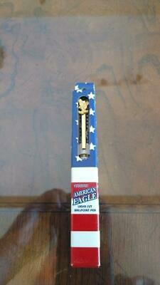 Laser Etched Patriotic American Eagle Ballpoint Pen NEW