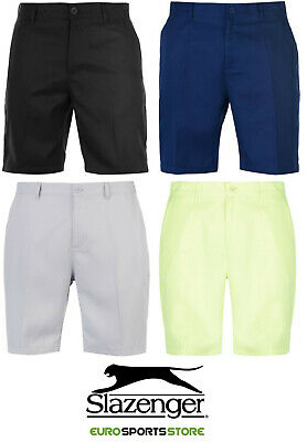 NEW Slazenger Mens Golf Shorts Pants Summer Sport Casual