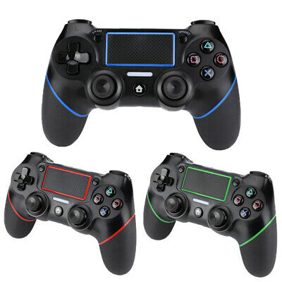 New Wireless Bluetooth Controller Dualshock Pad for Sony PS4 Black,Red,Green