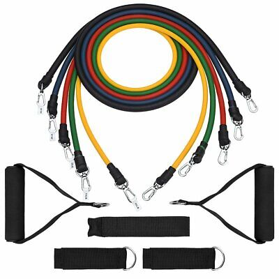 Exercise Fitness Resistance Bands Set Stretch Bands Elastic Pull Rope