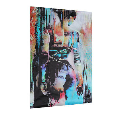 Handmade Modern Abstract Oil Painting Canvas Body Art Women Nude Body No