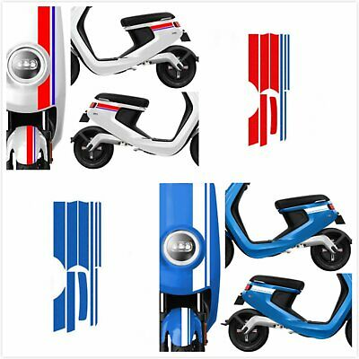 Reflective Motorcycle DIY Decorative Stripe Stickers for NIU Electric Scooter