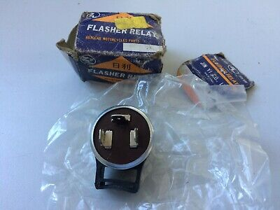 Indicator, blinker, flasher relay switch, 12V 8-23W, new, been in storage