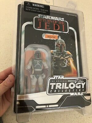 Vintage Star Wars Original Trilogy OTC Vintage Collection Boba Fett