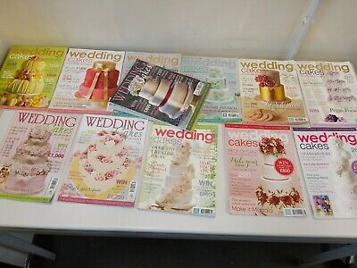 14 X Wedding Cakes Magazines All Listed Cake Graft Design Source