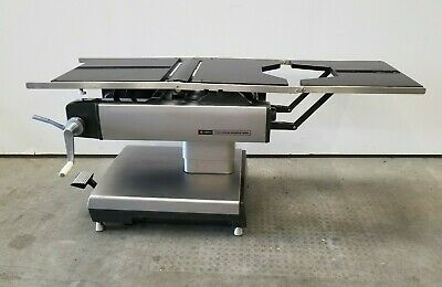 Steris Amsco 190 Manual Surgical Table - Excellent Condition - No head section