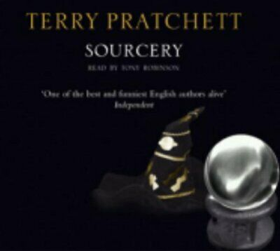 Sourcery (Discworld Novel 5) by Terry Pratchett 9780552152266 | Brand New
